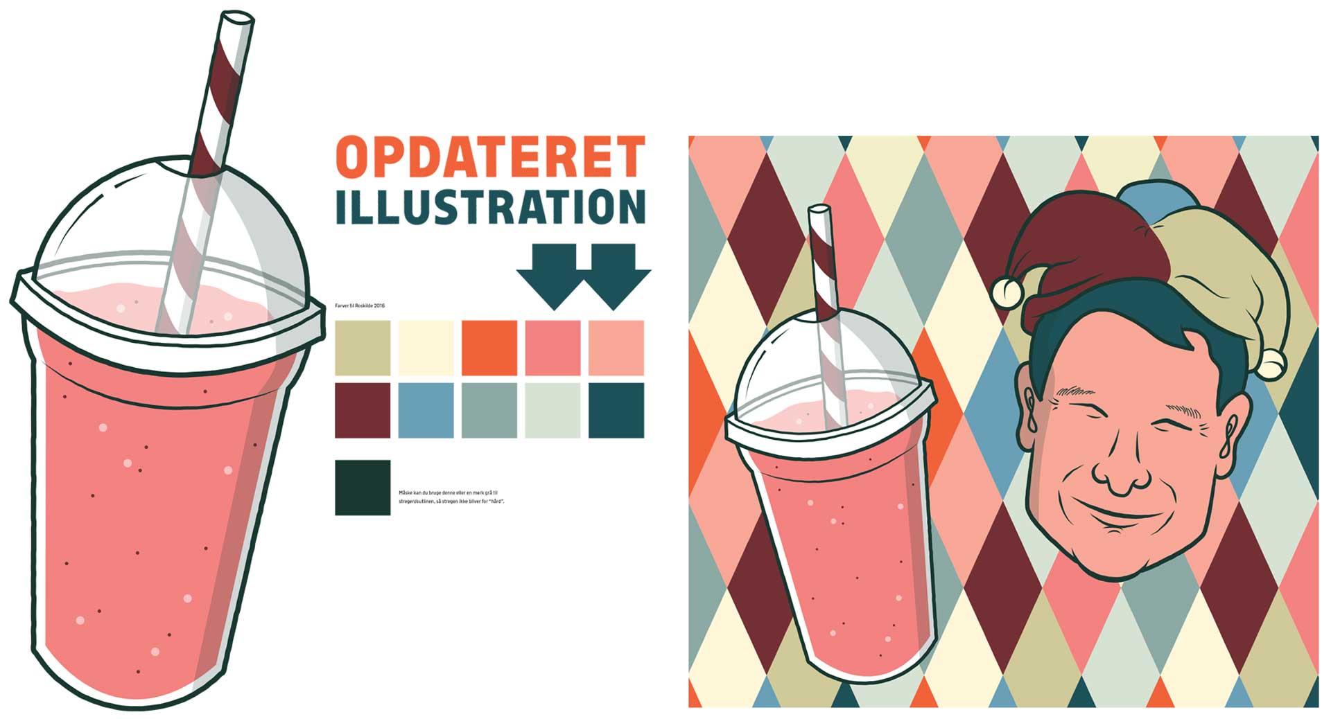 Meyers illustrerede skilte – Farvepalette
