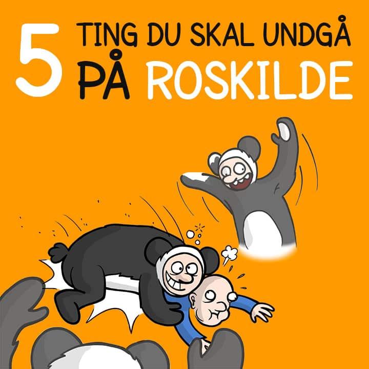 5 ting du skal undgå på Roskilde