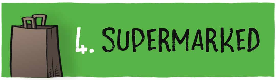 4. Supermarked