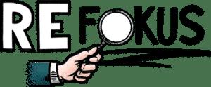 Re-Fokus logo